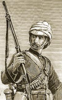 bandolier, Egypt, 1884