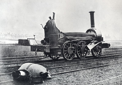 Steam Power In The Mid 1800s Kate Tattersall Adventures