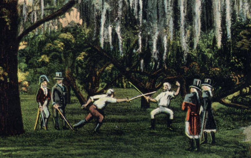 Sabre Duelling During The Early Victorian Era Kate