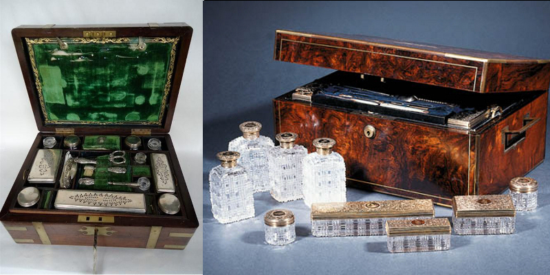 Early Victorian Era Make Up Cosmetics Amp Embellishments