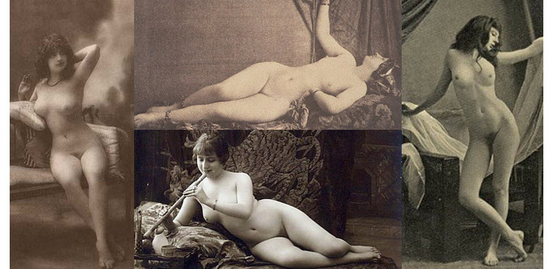 Victorian nude photography