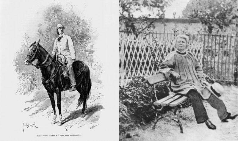 Jane Dieulafoy and Rosa Bonheur