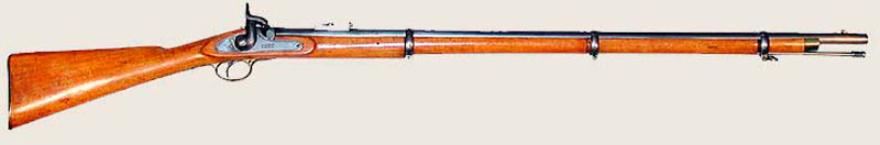 Pattern 1853 Enfield rifle.