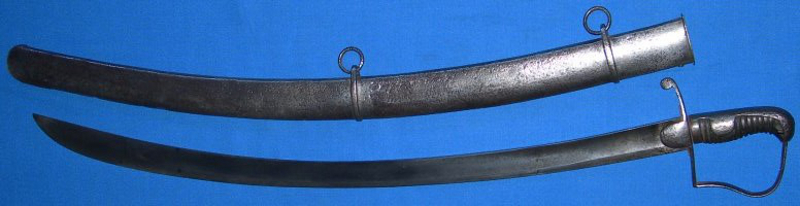 1796P light cavalry troopers sabre