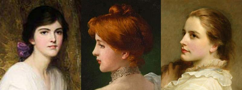 Victorian portraits 1
