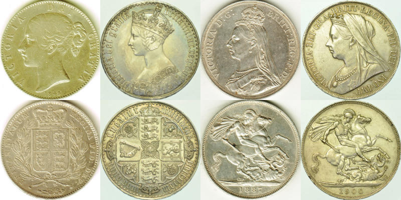 crown coins