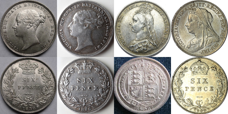 British Currency During the Victorian Era