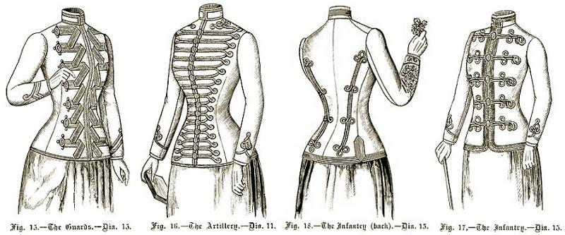 dolman styles 1890