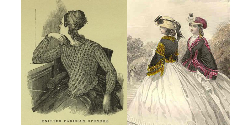 spencers 1848 and 1861