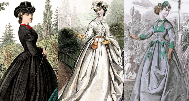 What a Delightful Habit  lovely Victorian ladies and their horse ... 416f33cd949