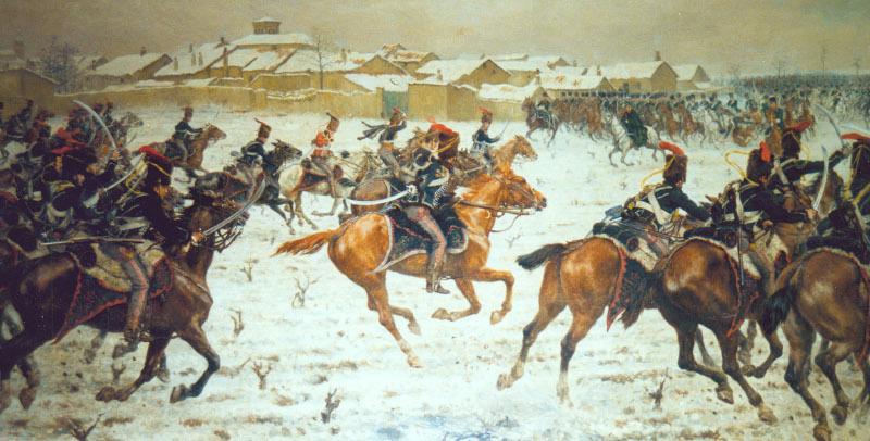 15th Light Dragoons Sahagun 1808
