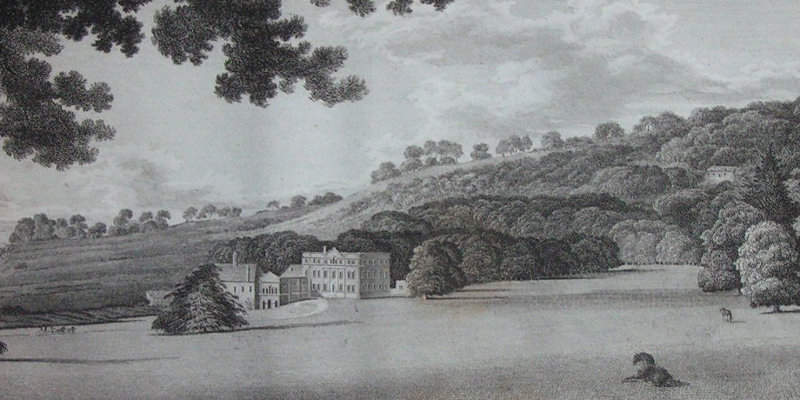 Crowcombe Court 1791